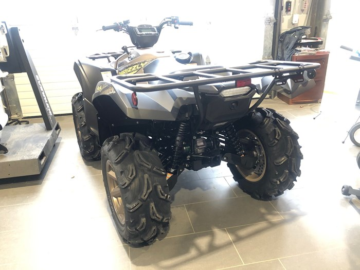 2020 Yamaha Grizzly 700 EPS  SE Photo 5 of 18