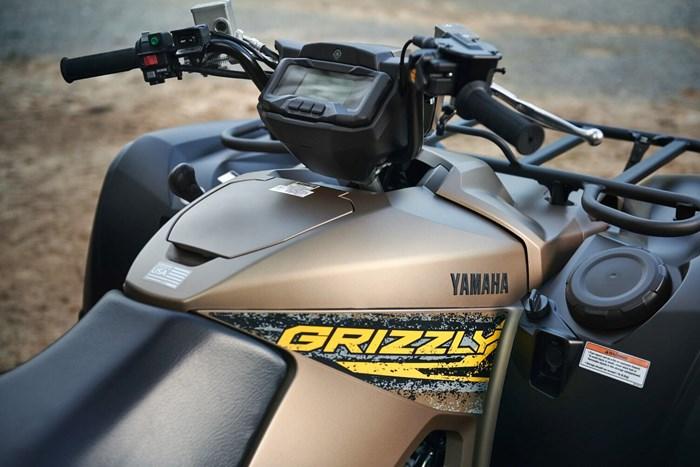 2020 Yamaha Grizzly 700 EPS  SE Photo 9 of 18
