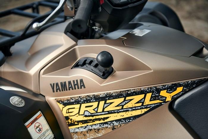 2020 Yamaha Grizzly 700 EPS  SE Photo 10 of 18