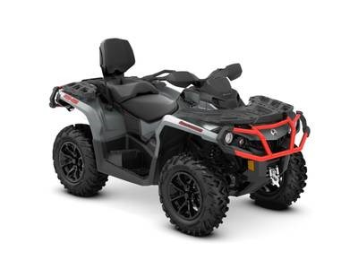 2018 Can-Am Outlander™ MAX XT™ 1000R Brushed Aluminu Photo 1 of 1