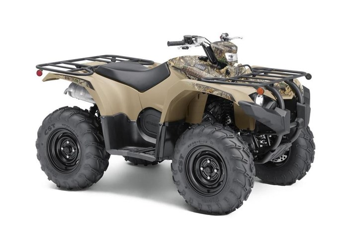 2020 Yamaha Kodiak 450 EPS Photo 1 of 2