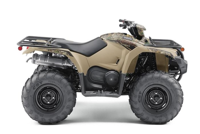2020 Yamaha Kodiak 450 EPS Photo 2 of 2