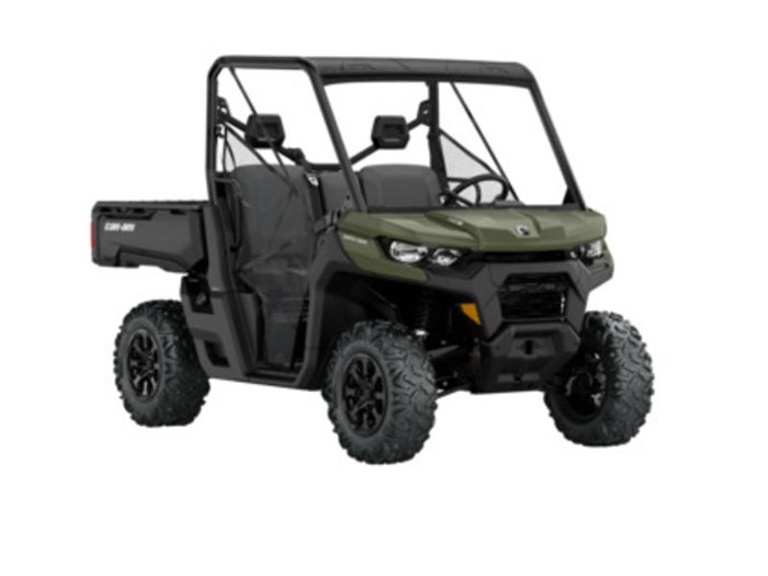 2020 Can-Am Defender DPS HD5 Photo 1 of 3