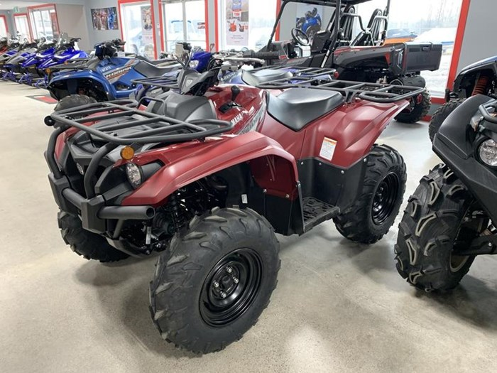 2020 Yamaha Kodiak 700 Photo 1 of 5