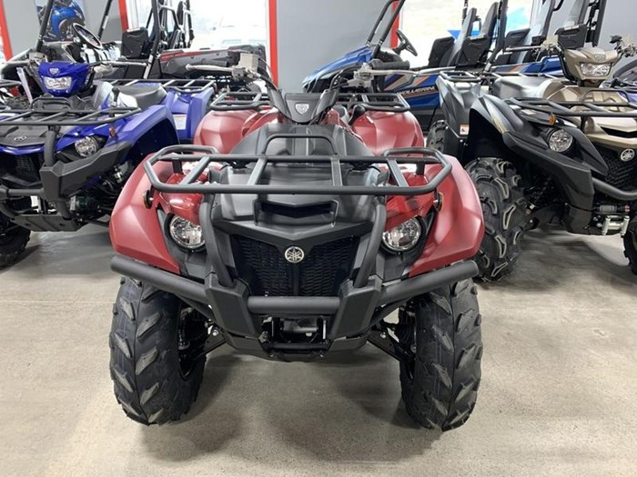 2020 Yamaha Kodiak 700 Photo 2 of 5