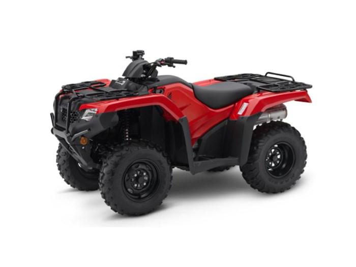 2020 Honda TRX420 Rancher® Photo 1 of 1