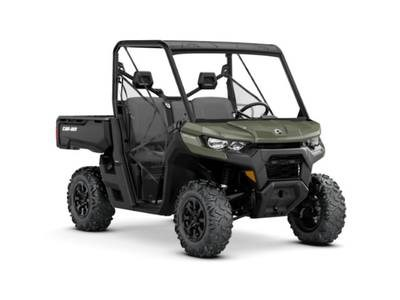 2020 Can-Am Defender DPS™ HD8 Photo 1 of 1