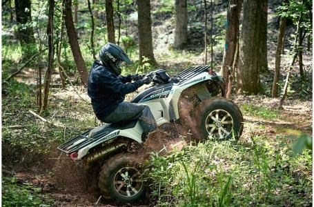 2020 Yamaha Kodiak 450 EPS - YF45KPLG Photo 7 of 12