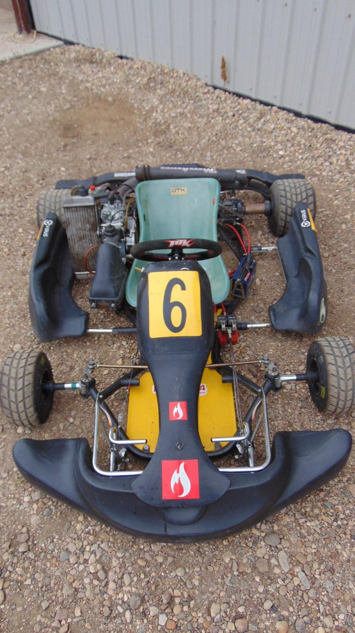 2008 ITL Carts SHIFTER KART 125 Photo 5 of 8