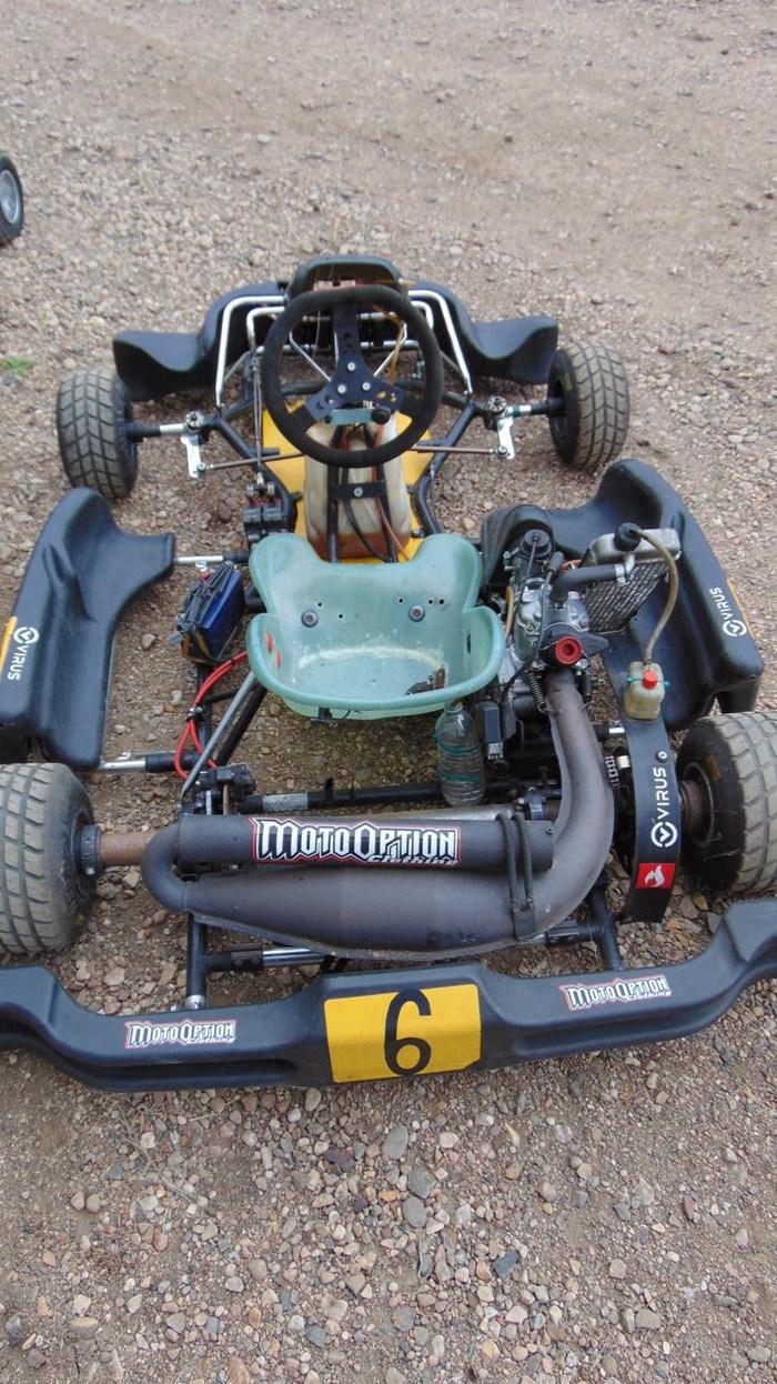 2008 ITL Carts SHIFTER KART 125 Photo 6 of 8