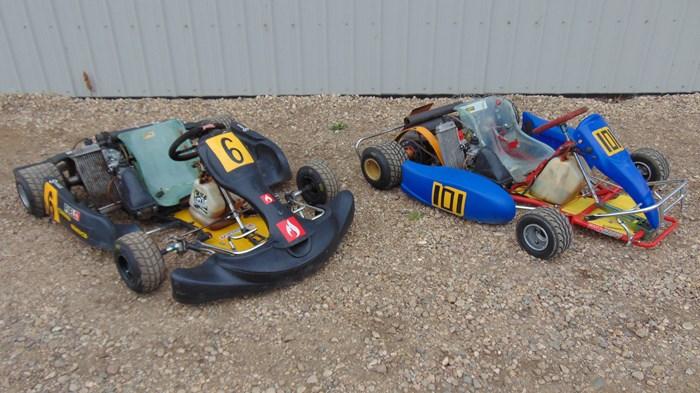 2008 ITL Carts SHIFTER KART 125 Photo 2 of 8