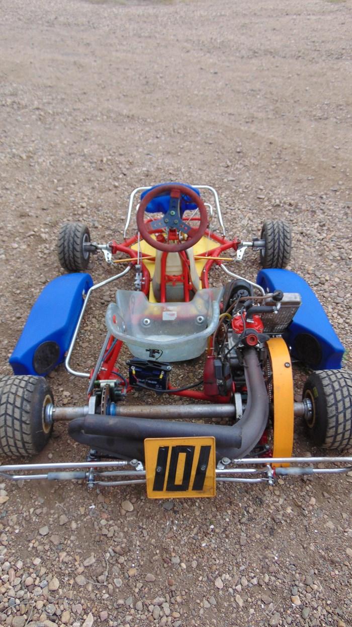 2008 ITL Carts SHIFTER KART 125 Photo 3 of 8