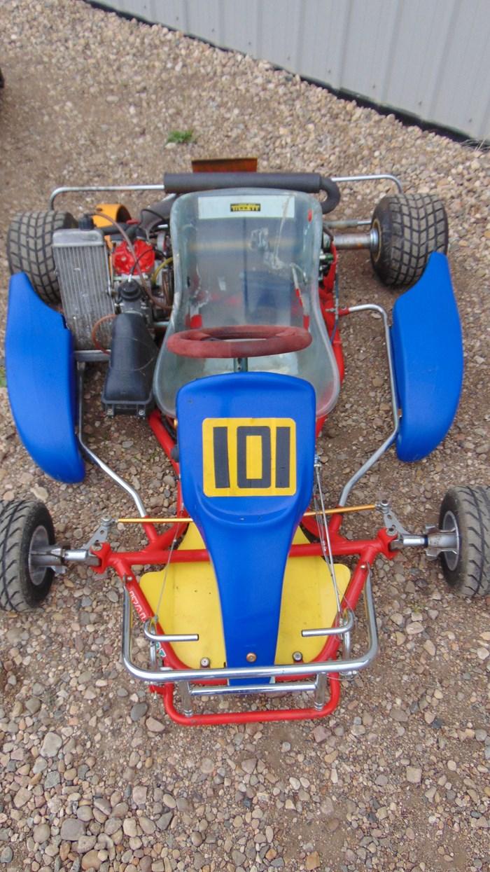 2008 ITL Carts SHIFTER KART 125 Photo 4 of 8