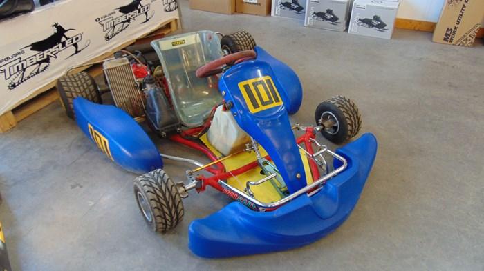 2008 ITL Carts SHIFTER KART 125 Photo 7 of 8