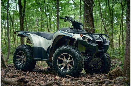 2020 Yamaha Kodiak 450 EPS SE - YF45KPSLS Photo 10 of 12