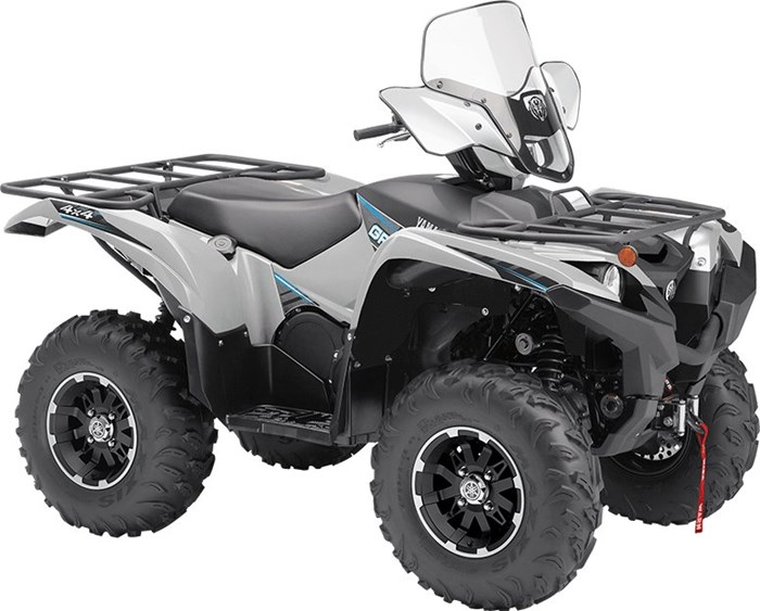 2020 Yamaha Grizzly EPS LE Photo 6 of 7