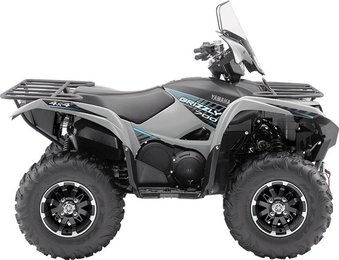 2020 Yamaha Grizzly EPS LE Photo 7 of 7