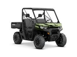 2020 Can-Am Defender DPS™ HD8 Boreal Green Photo 1 of 1
