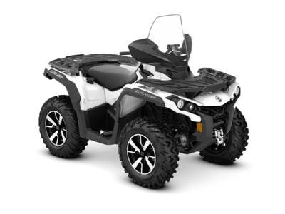 2020 Can-Am Outlander™ North Edition 850 Photo 1 of 1