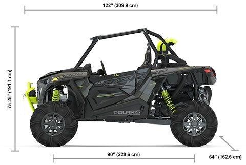 2020 Polaris RZR XP 1000 High Lifter Stealth Gray Photo 6 of 6