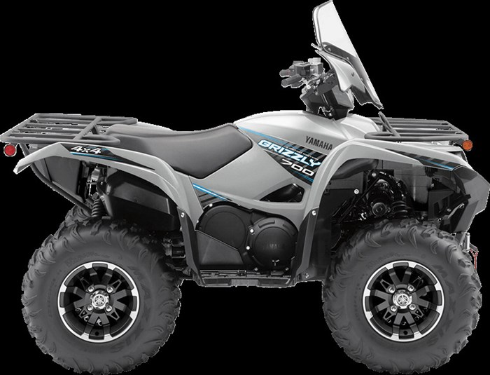 2020 Yamaha Grizzly EPS LE Photo 1 of 2