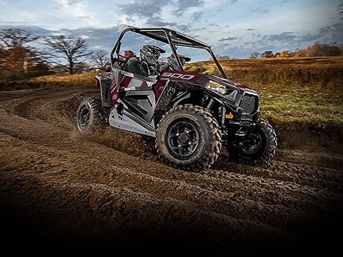 2020 Polaris RZR S 900 Premium Turbo Silver Photo 2 of 11