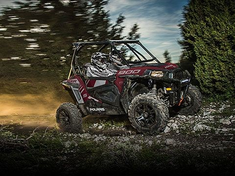 2020 Polaris RZR S 900 Premium Turbo Silver Photo 4 of 11