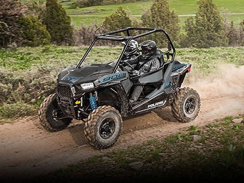 2020 Polaris RZR S 900 Premium Turbo Silver Photo 5 of 11