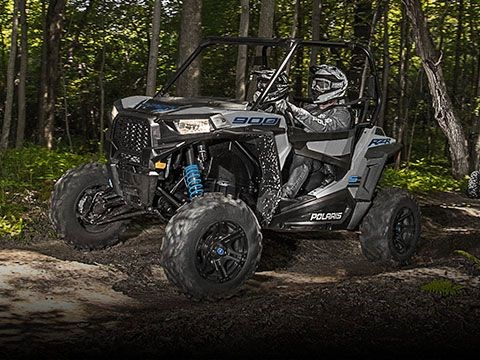 2020 Polaris RZR S 900 Premium Turbo Silver Photo 7 of 11