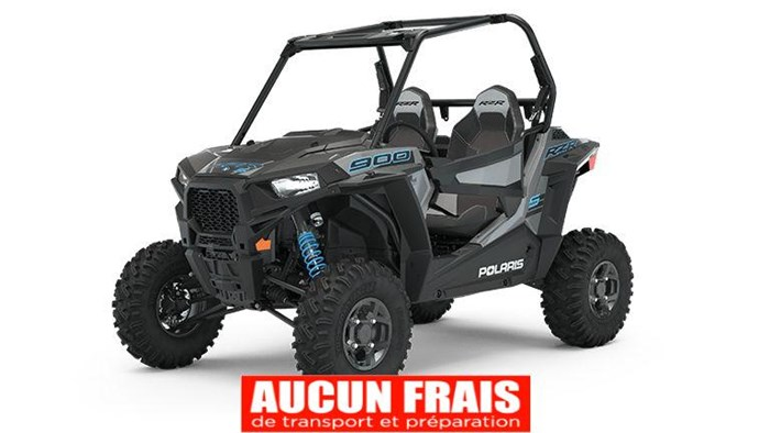 2020 Polaris RZR S 900 Premium Turbo Silver Photo 1 of 11