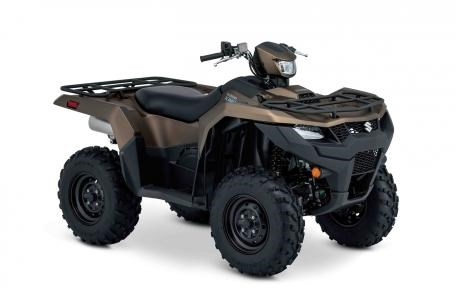 2019 Suzuki KingQuad 750AXi Power Steering Limited Edition Photo 1 of 8