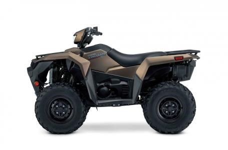 2019 Suzuki KingQuad 750AXi Power Steering Limited Edition Photo 2 of 8