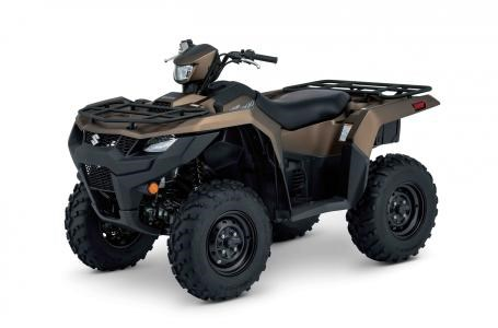 2019 Suzuki KingQuad 750AXi Power Steering Limited Edition Photo 3 of 8