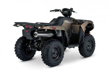 2019 Suzuki KingQuad 750AXi Power Steering Limited Edition Photo 4 of 8