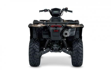 2019 Suzuki KingQuad 750AXi Power Steering Limited Edition Photo 5 of 8