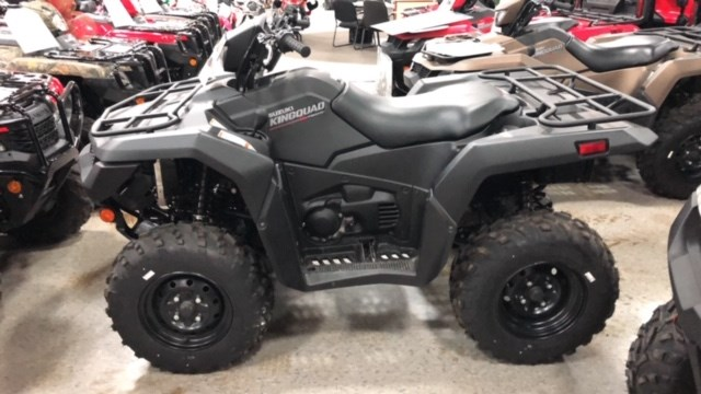 2019 Suzuki KingQuad 750AXi Power Steering Limited Edition Photo 7 of 8