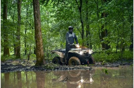 2020 Yamaha Grizzly 700 EPS  LE Photo 4 of 7
