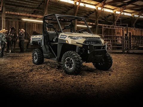 2020 Polaris RANGER XP 1000 NorthStar Edition Matte Sage Green Photo 2 of 19