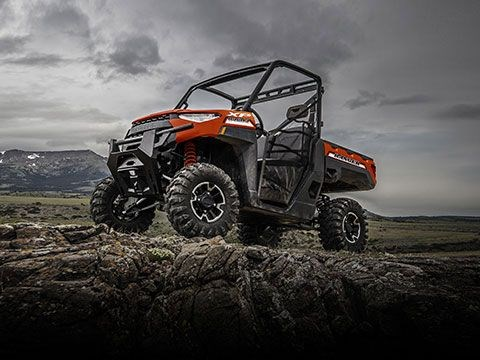2020 Polaris RANGER XP 1000 NorthStar Edition Matte Sage Green Photo 3 of 19