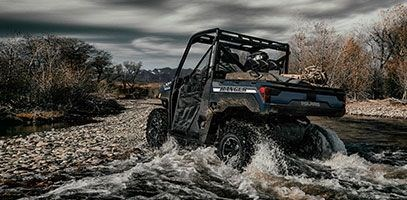 2020 Polaris RANGER XP 1000 NorthStar Edition Matte Sage Green Photo 12 of 19