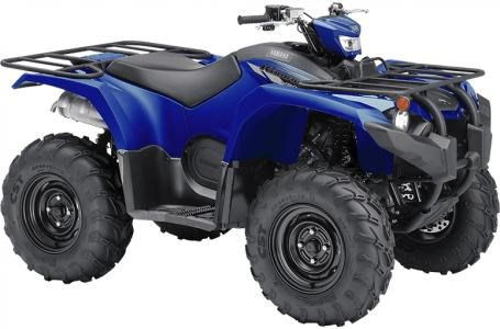 2020 Yamaha Kodiak 450 EPS - YF45KPLL Photo 2 of 12