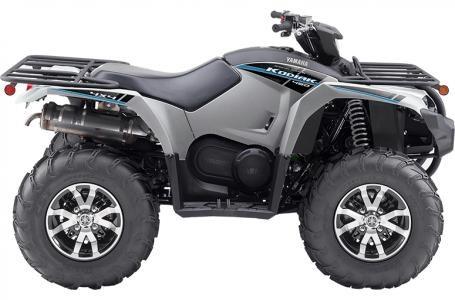 2020 Yamaha Kodiak 450 EPS SE - YF45KPSLG Photo 1 of 12