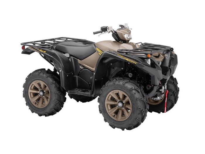 2020 Yamaha Grizzly EPS SE Photo 1 of 1