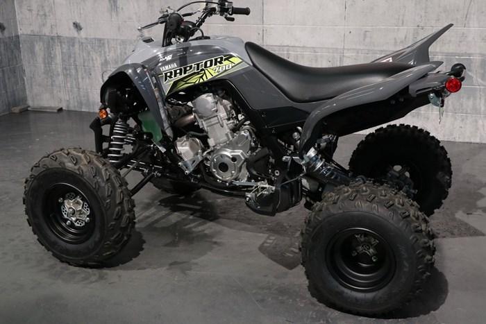 2019 Yamaha Raptor 700R Photo 4 of 11