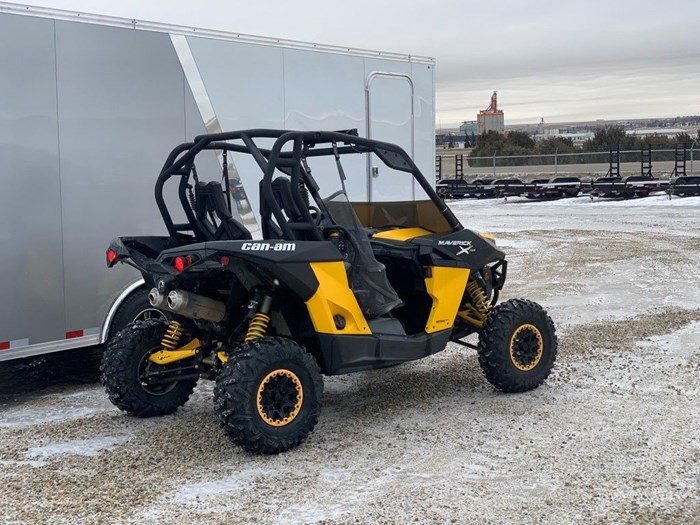 2013 Can-Am Maverick™ X® rs 1000R Photo 3 of 5