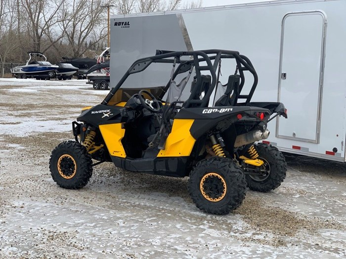 2013 Can-Am Maverick™ X® rs 1000R Photo 4 of 5