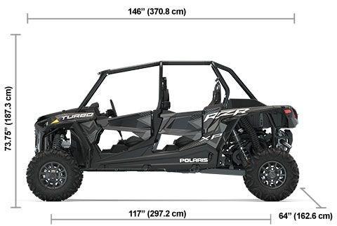 2020 Polaris RZR XP 4 Turbo EPS Stealth Black Photo 7 of 7