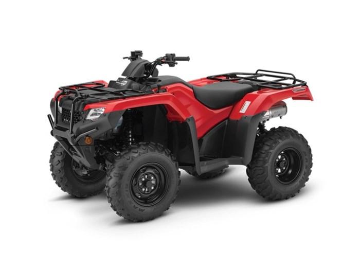 2020 Honda TRX420 Rancher® DCT IRS EPS Photo 1 of 1