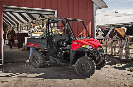 2020 Polaris RANGER 500 Photo 4 of 6
