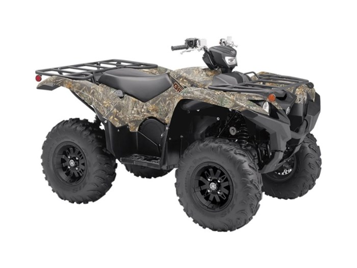2020 Yamaha Grizzly EPS Real Tree - Edge Camouflage Photo 1 of 1